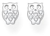 Thomas Sabo Glam & Soul Sparkling Owl Stud Earrings H1869-051-14