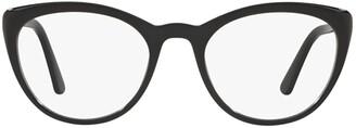 Prada Cat-Eye Frames Glasses
