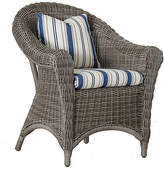 Sunset West La Costa Armchair - Blue/Ivory