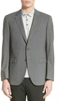 Lanvin Men's Tropical Wool Suit Jacket