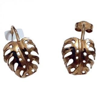 Alex Monroe Gold Gold plated Earrings