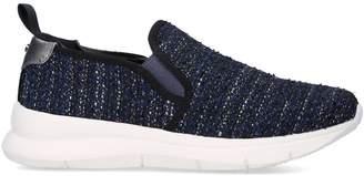 Carvela Crimp Tweed Sneakers