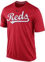 Nike Men's Cincinnati Reds Legend Wordmark T-Shirt