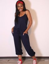 Tysa Claudette Jumpsuit In Navy