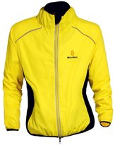 CS-Wolfbike Bicycle Racing Cycling Windproof Long Sleeve Coat Breathable Material DBC05 L