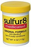 Sulfur8 Medicated Hair & Scalp Conditioner by Sulfur 8