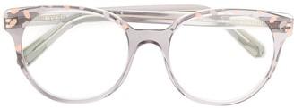 Bvlgari Round Shaped Glasses