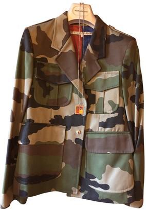 JC de CASTELBAJAC Multicolour Cotton Jacket for Women Vintage