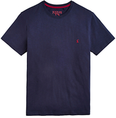 Joules Plain T-shirt, Navy