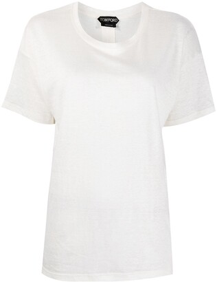Tom Ford round neck T-shirt