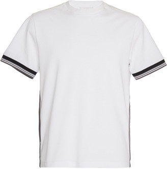 Prada Cotton-Pique T-Shirt