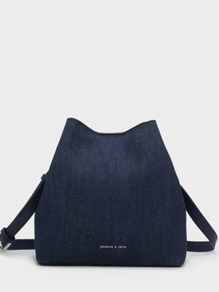 Charles & Keith Slouchy Sling Bag