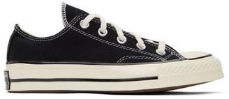Converse Black Chuck 70 OX Sneakers