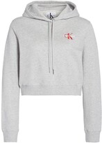 Calvin Klein Jeans Mono Embroidered Hoodie