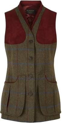 Purdey Tweed Shooting Vest