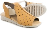 The Flexx Fan Dance Sandals - Nubuck (For Women)