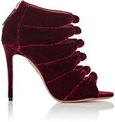 Aquazzura Women's Nasiba Sandals-RED