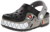 Crocs Kids' Robo Shark Light-Up Clog