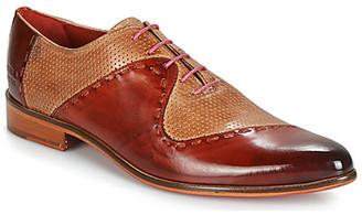 Melvin & Hamilton Melvin Hamilton Melvin Hamilton TONI 18 men's Smart / Formal Shoes in Brown