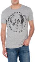 Diesel Forever And Ever Skull T-Shirt