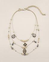 Chico's Hazel Illusion Necklace