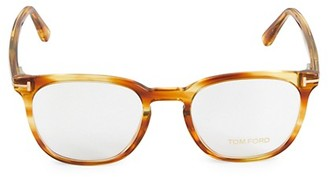 Tom Ford 50MM Round Optical Glasses