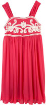Amy Byer Kids Dress, Girls Beaded Bodice Dress
