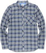 Element Men's Tampa Plaid Flannel Shirt