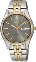 Seiko Solar Quartz SNE032 Bracelet Watch