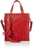 Balenciaga Women's Bazar Extra-Small Shopper Tote Bag-RED