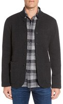 Grayers Men's Nelson Lambswool Sweater Jacket