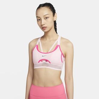 Nike Women's Light-Support Sports Bra Indy UltraBreathe