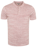 George Knitted Polo Shirt