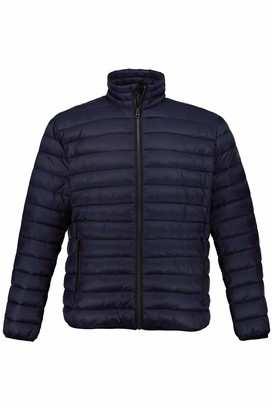 JP 1880 Men's Big & Tall Quilted Jacket Navy XXXXXXX-Large 723363 76-7XL
