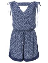 Jeanswest Bailee Printed Playsuit-Multi-6