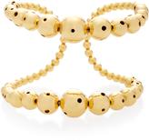 Paula Mendoza Prins 24K Gold-Plated Cuff