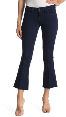 L'Agence Solana Wide Flare Leg Jeans