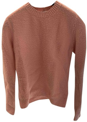 Max Mara Atelier Pink Wool Knitwear for Women