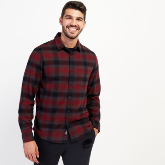 Roots Wallace Flannel Shirt
