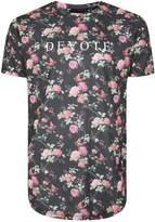 Topman Devote 'chintz' Floral T-shirt*