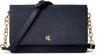 Ralph Lauren Leather Winston Crossbody