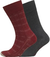 Levi's Two Pack Socks Red