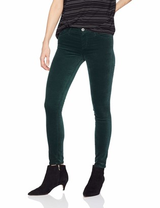 AG Jeans Women's Legging Velvet Super Skinny Fit Ankle Pant