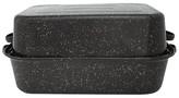 Granite Ware GraniteWare Covered Rectangular Roaster - Black