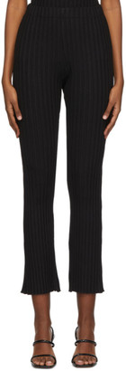Simon Miller Black Cyrene Lounge Pants