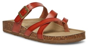 Madden-Girl Bartlett Strappy Footbed Sandals