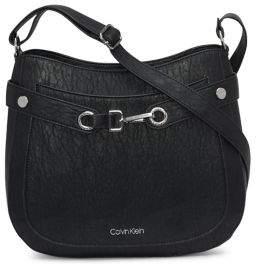 Calvin Klein Sonoma Faux-Leather Messenger Bag