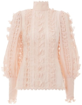 Zimmermann Super Eight Flutter Shirt
