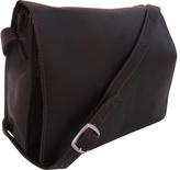 Piel Leather Large Handbag With Organizer 9033
