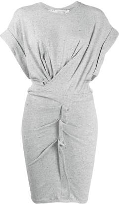 IRO fitted T-shirt dress